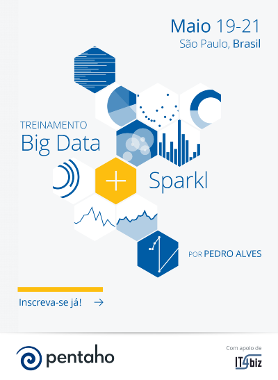 Treinamento Big Data + Sparkl